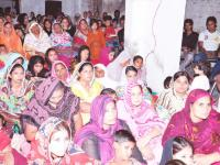 Pastor Leo preached to this Pakistani group on skype from USA - 7 Healings, many Salvations, 5 Baptisms of the Holy Spirit