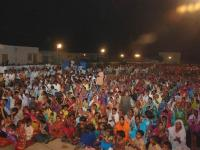 Healing Crusade in a Village in Pakistan - all are excited!